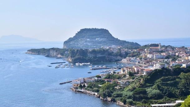 Neapel sehen