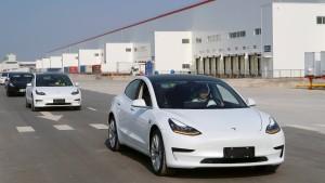 Tesla reicht Förderantrag ein