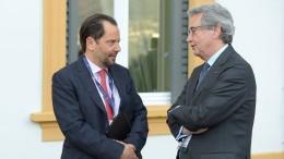 """""""Italienischer Euro-Austritt wäre ein Desaster"""""""