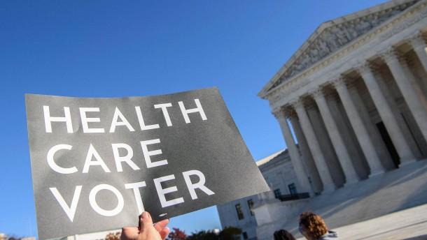 Supreme Court weist Klage gegen Obamacare ab