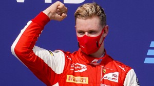 Mick Schumacher im Anflug auf die Formel 1