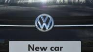 Südkorea zieht Zulassung von 32 VW-Modellen zurück