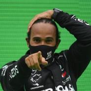 Ein neuer Rekord: Hamilton siegt zum 92. Mal