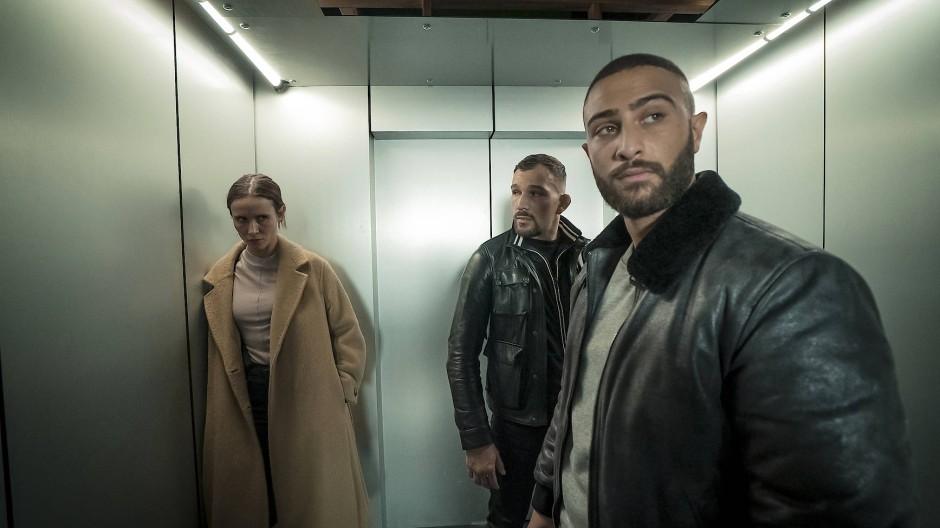 Die neue Serie auf Netflix will Frankfurt von seiner Schattenseite zeigen.