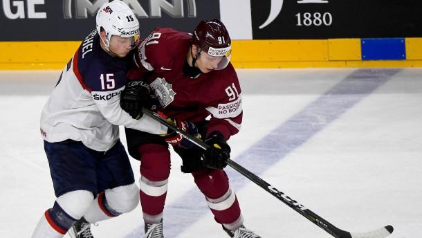 Lettland verliert gegen Russland