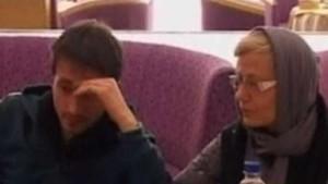 Inhaftierte deutsche Journalisten treffen Angehörige