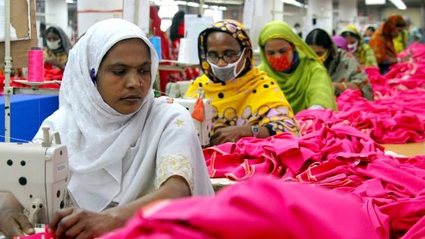 Aktivisten werfen Modemarken Lohn-Diebstahl vor