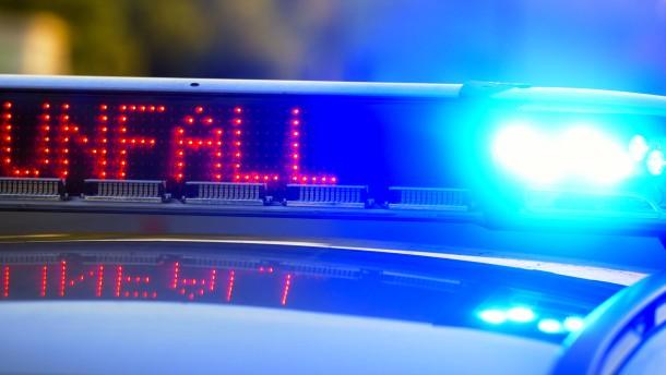Vier Verletzte bei Autounfall