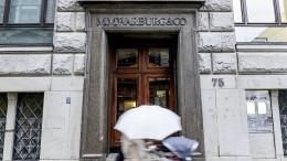 Warburg-Banker vor Gericht