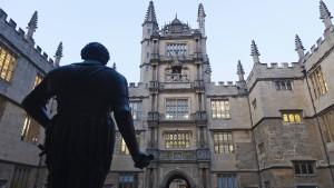 Oxford, der Brexit und Berlin