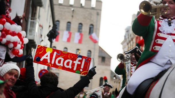 Alaaf kommt jedenfalls nicht aus Syrien