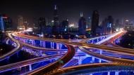 Finanzplatz Schanghai: Sorgen um China bewegen in aller Welt die Märkte.