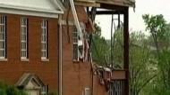 Mehr als 150 Tote bei Unwetter in den Südstaaten