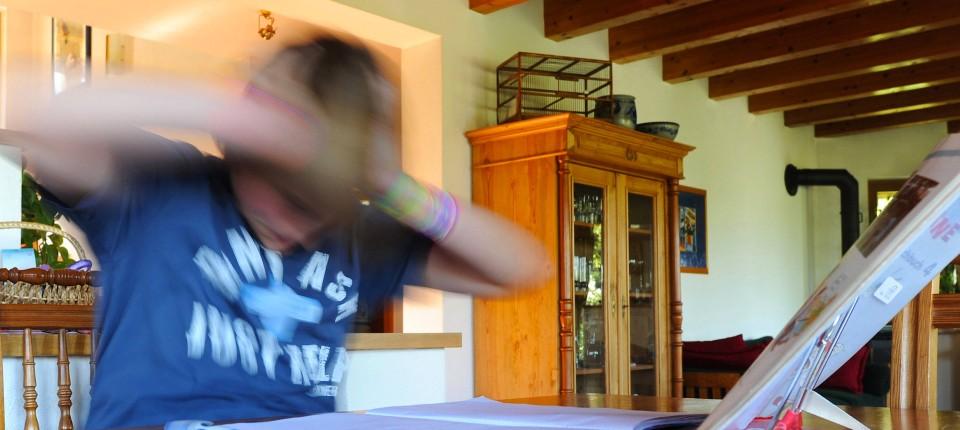 was tun gegen hyperaktivität