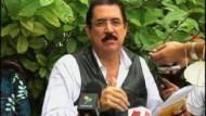 Gespräche über Zukunft von Honduras