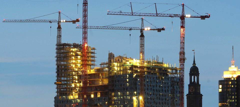Elbphilharmonie Kosten Bau