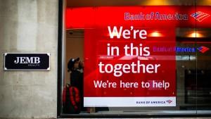 Amerikas Banken dürfen weiter keine Dividenden zahlen