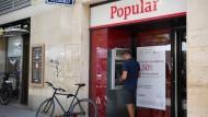 Und plötzlich nichts mehr Wert: Aktien und Anleihen von Banco Popular