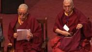 Exil-Tibeter beraten über Kurs gegenüber China