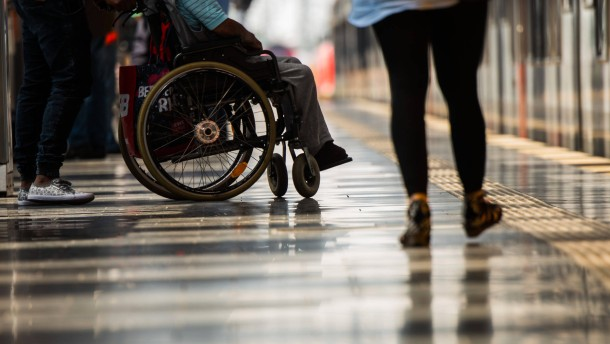 Behinderte haben Anspruch auf Hilfsmittel für Mobilität