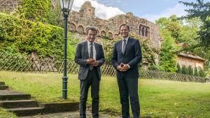 Wie Oettinger und Böhm die EBS in die Champions League führen wollen