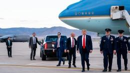Trump will kein Konflikt mit Iran
