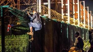 Cameron will härter gegen illegale Einwanderer vorgehen