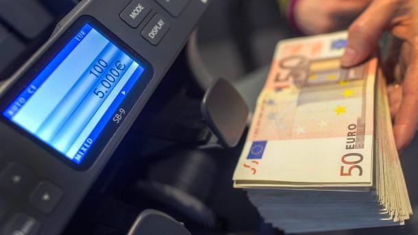 Sind Bargeldbegrenzungen verfassungswidrig?