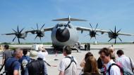 Airbus kämpft gegen Zweifel am A400M