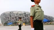 Olympische Spiele sollen Kritik verstummen lassen