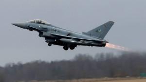 Warum sich der Eurofighter selbst abschießen könnte