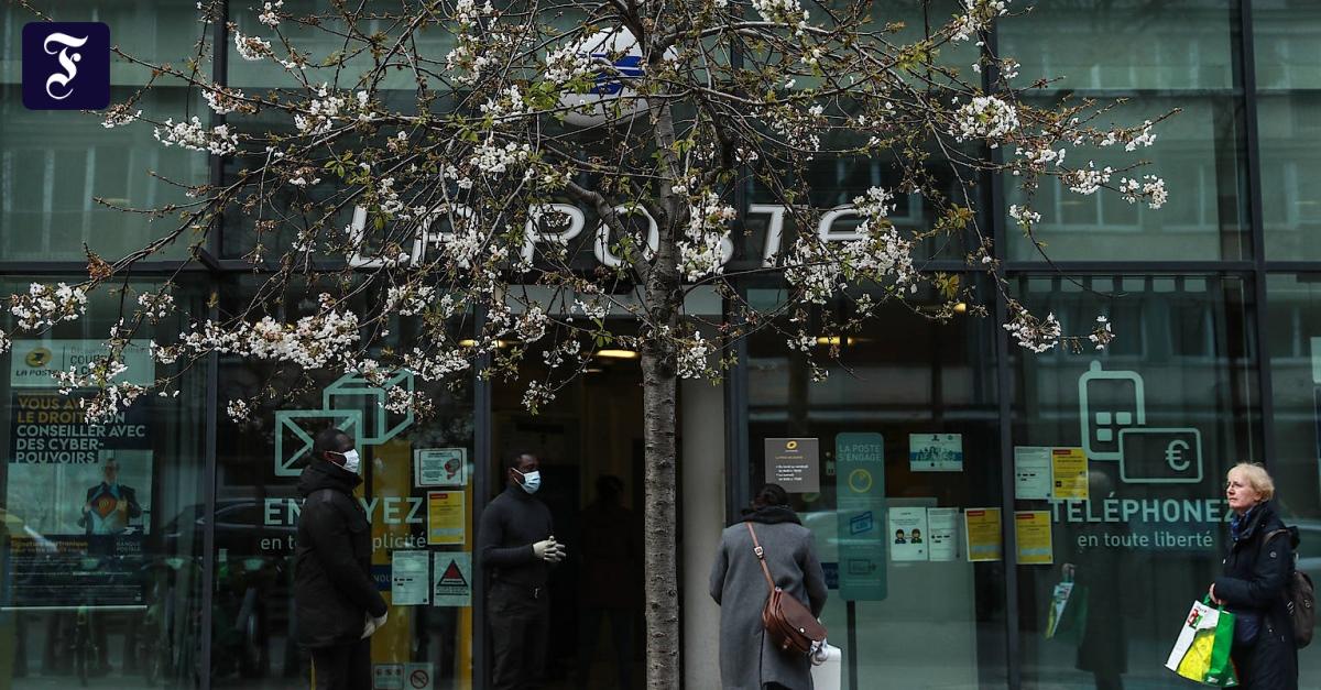 Proteste der Presse: Wie Frankreichs Post die Zeitungen fallen lässt