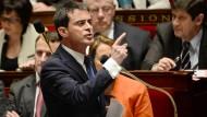 Frankreich rüstet sich für den Kampf gegen Terror