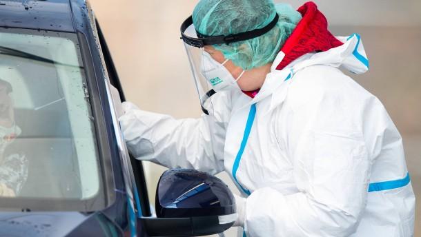 RKI meldet 22.268 neue Corona-Infektionen