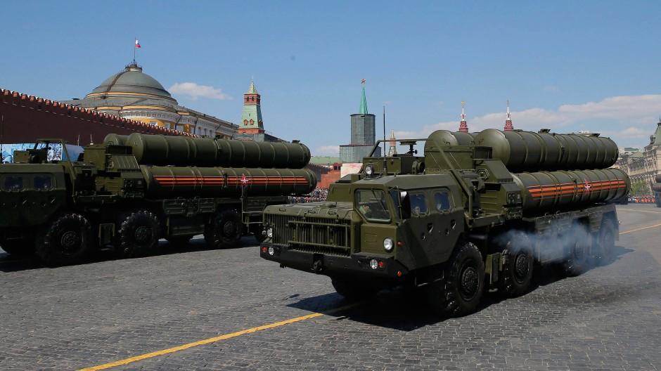 Russische Raketenabwehr für die Türkei