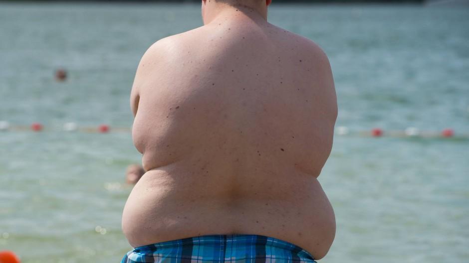 Menschen extrem fette Warum atmen