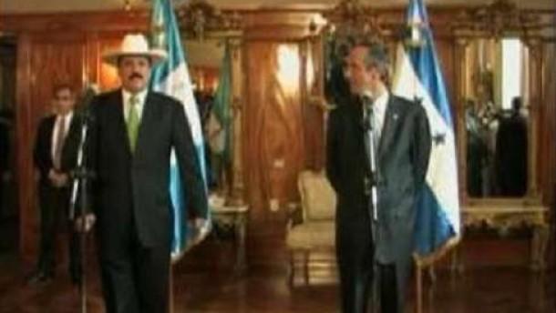 Zelaya ruft zum Volksaufstand auf