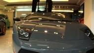 Sportwagen als Luxusspielzeug