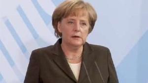 Merkel verteidigt harte Haltung zu Arcandor
