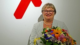 Eine Frau an der Spitze der Hochschule Rhein-Main