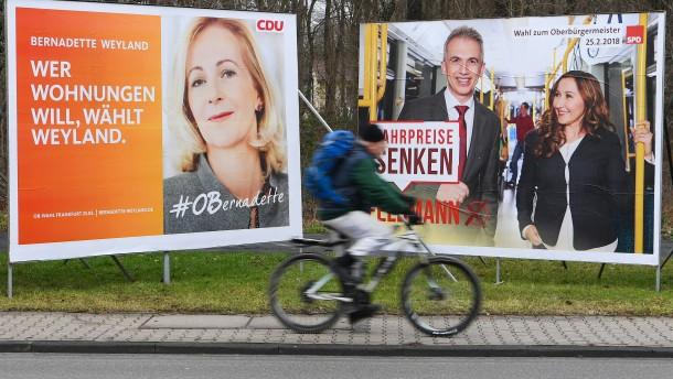 Warum die CDU und die Großstädte fremdeln