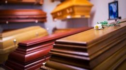 Extra-Gebühr für Bestattung besonders dicker Neuseeländer geplant