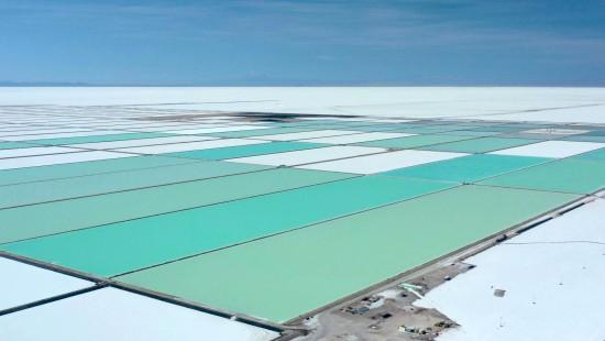 Kostbares Lithium kommt aus Bolivien