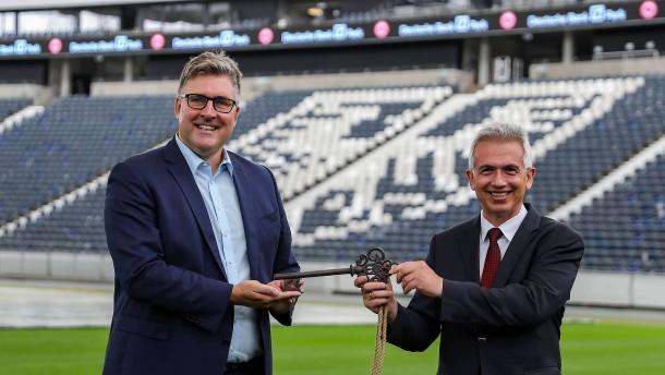 Eintracht Frankfurt und die Klausel für Corona