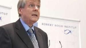 Robert-Koch-Institut: Schweinegrippe auf dem Vormarsch