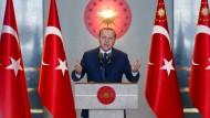 Kontroverse Verfassungsänderung: Ist Präsident Erdogan auf dem Weg zur absoluten Macht im Land?