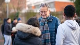 Rentner als Streitschlichter in der Schule