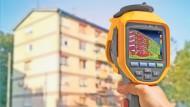 Wärmeschutzanalyse: wichtigste Aufgabe eines Energieberaters.