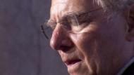 Schäuble hofft auf schnelle Entscheidung
