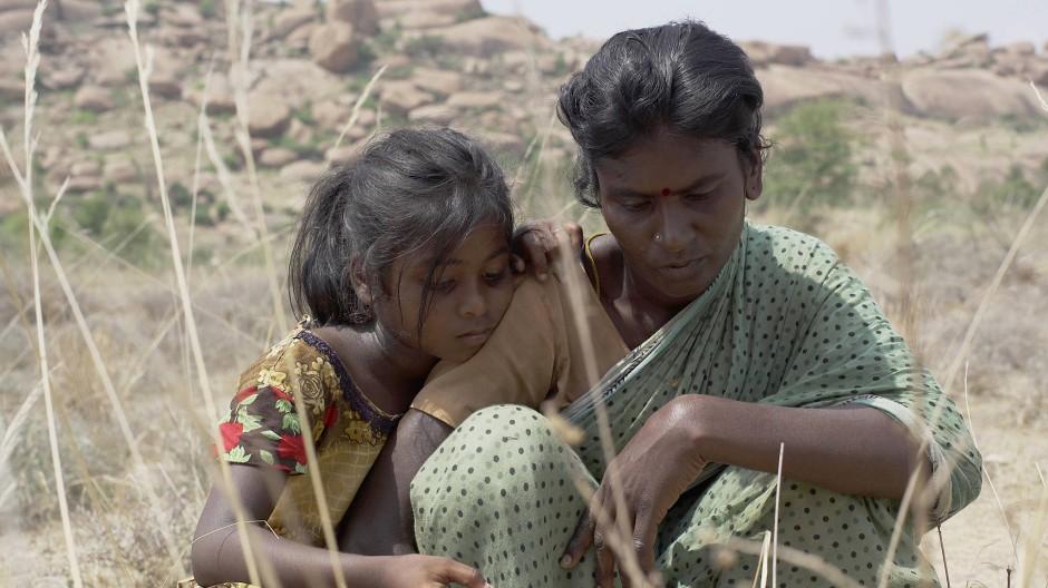 """Szene aus dem Film """"Pebbles"""", Indien, 2021"""